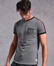 T-shirt Grigio uomo T-shirt Classic Tokio Ringer