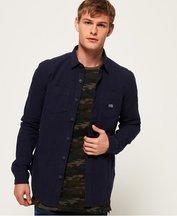 Camicia Navy uomo Camicia True Riveter