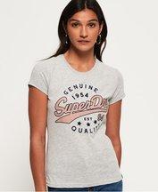 T-shirt Grigio Chiaro donna T-shirt Airtex Foil