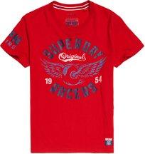 T-shirt Rosso uomo T-Shirt Power Heritage Classic
