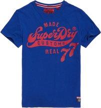 T-shirt Blu uomo T-Shirt Riders Heritage Classic