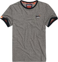 T-shirt Grigio uomo T-shirt Cali Ringer