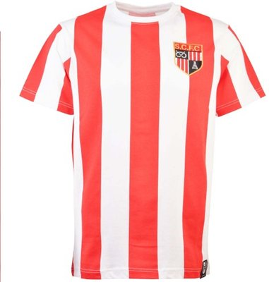 Stoke City Retro 12th Man Stoke City 12th Man T-Shirt Toffs