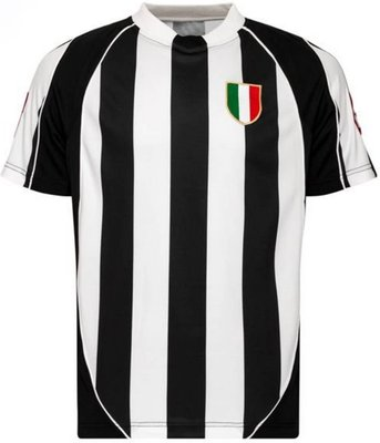 2002-2003 Juventus Lotto Home Football Shirt Lotto