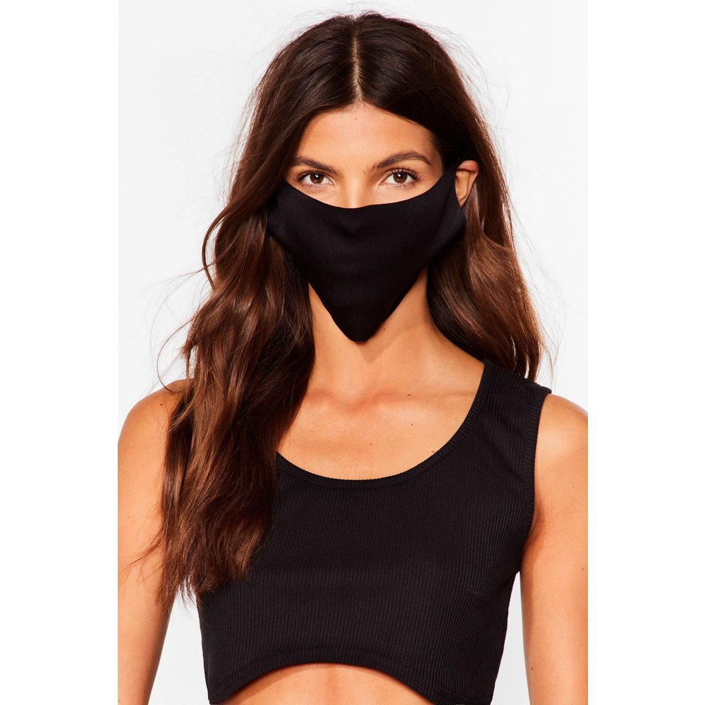 Womens Lot De 2 Masques Faciaux Fashion Basiques - Nasty Gal - Modalova