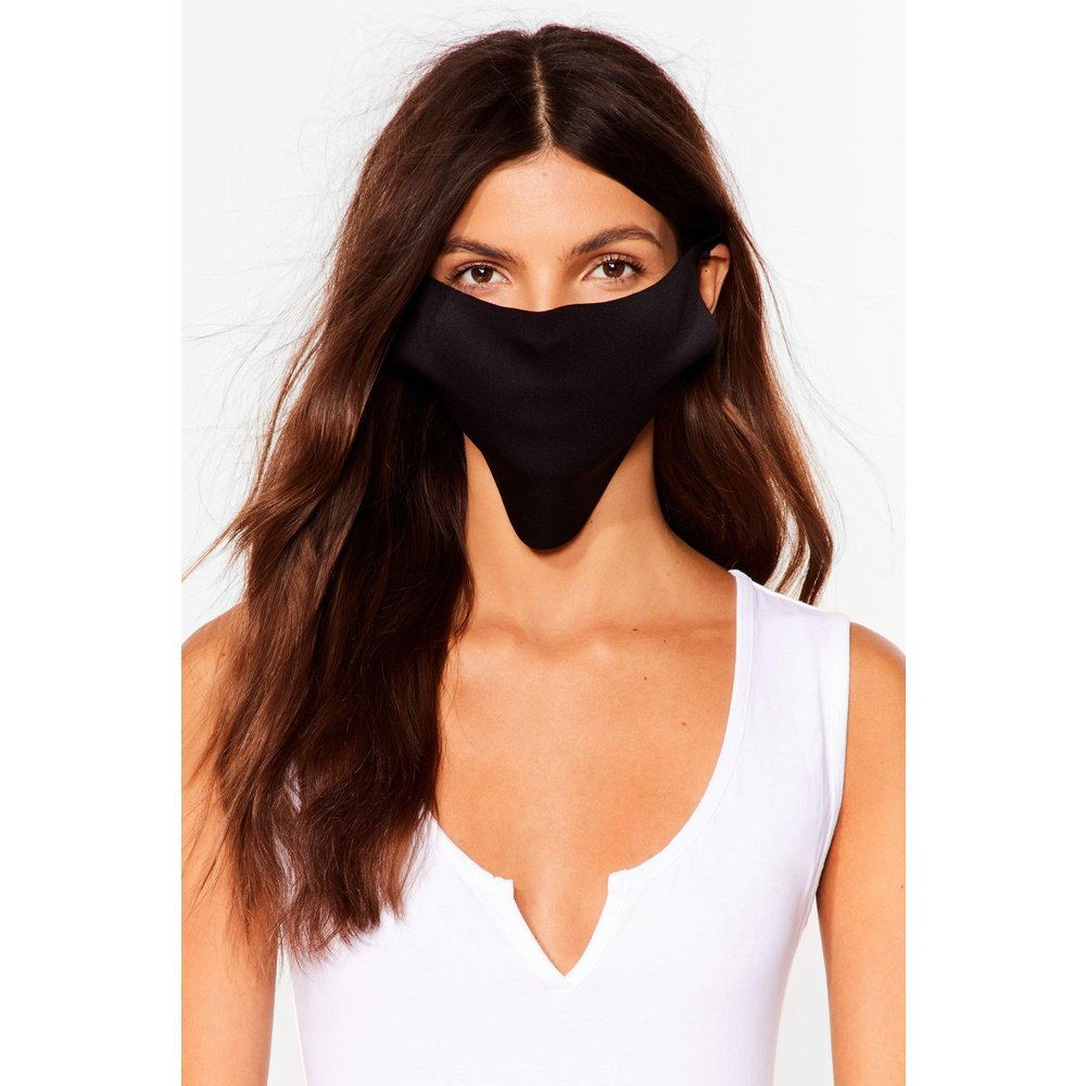 Womens No Strings Attached Fashion Face Mask - Nasty Gal - Modalova