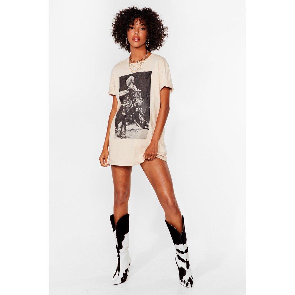 Womens T-Shirt De Groupe Elton John - Nasty Gal - Modalova
