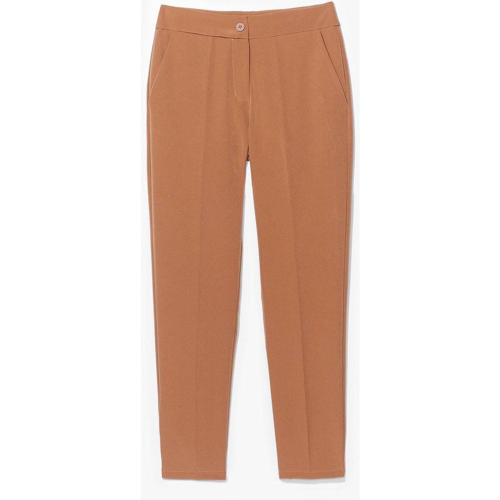 Womens Pantalon Fuselé Taille Haute - Nasty Gal - Modalova