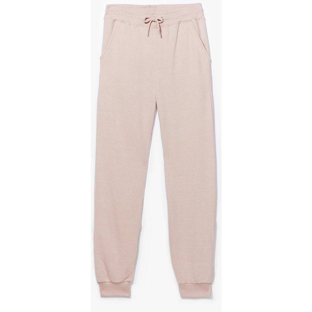 Womens Pantalon Jogging De Confort À Taille Haute C'Est Tout Confort - Nasty Gal - Modalova