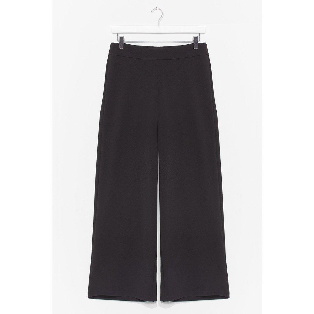 Womens Pantalon Jupe-Culotte À Taille Haute - Nasty Gal - Modalova