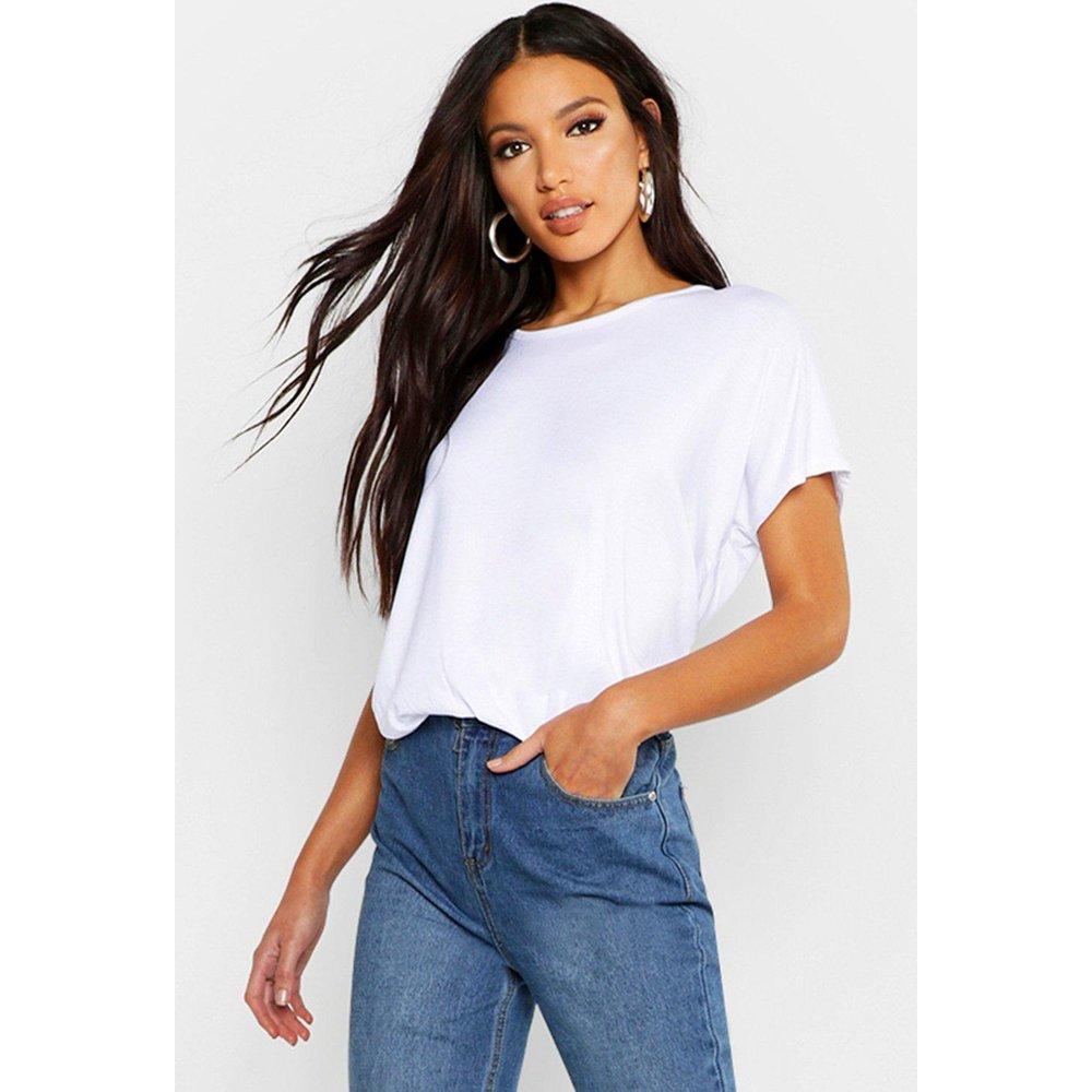 T-Shirt Basique Oversize - boohoo - Modalova