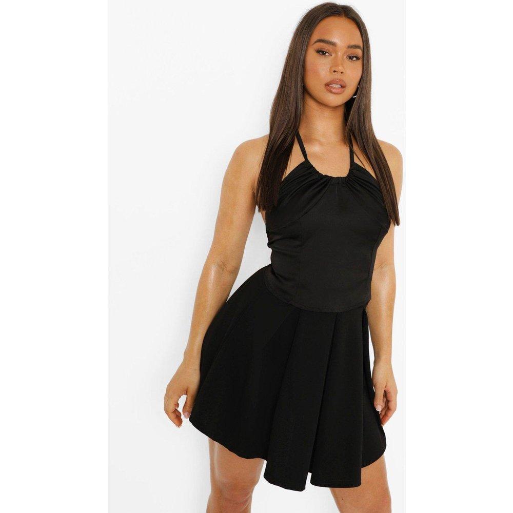 Pleated Tennis Skirt - boohoo - Modalova