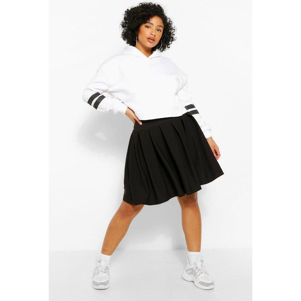 Plus Pleated Tennis Skirt - boohoo - Modalova