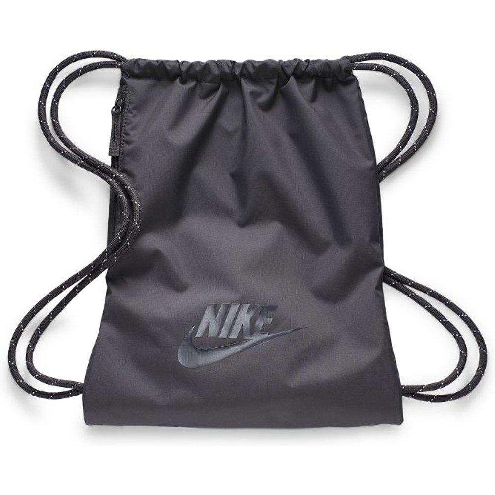 Sac de gym Nike Heritage 2.0 - Gris - Nike - Modalova