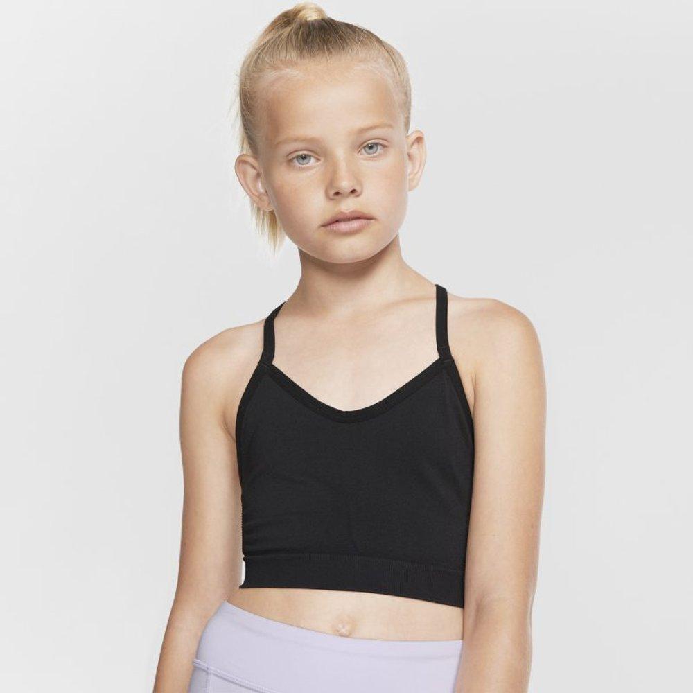 Brassière de sport Dri-FIT pour Fille - Nike - Modalova