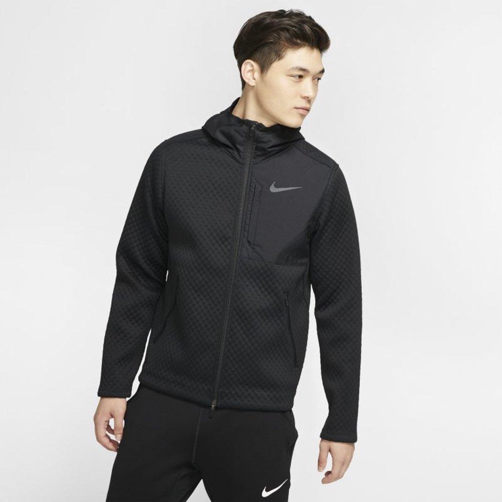 Veste de trainingà capuche et zip Therma - Nike - Modalova