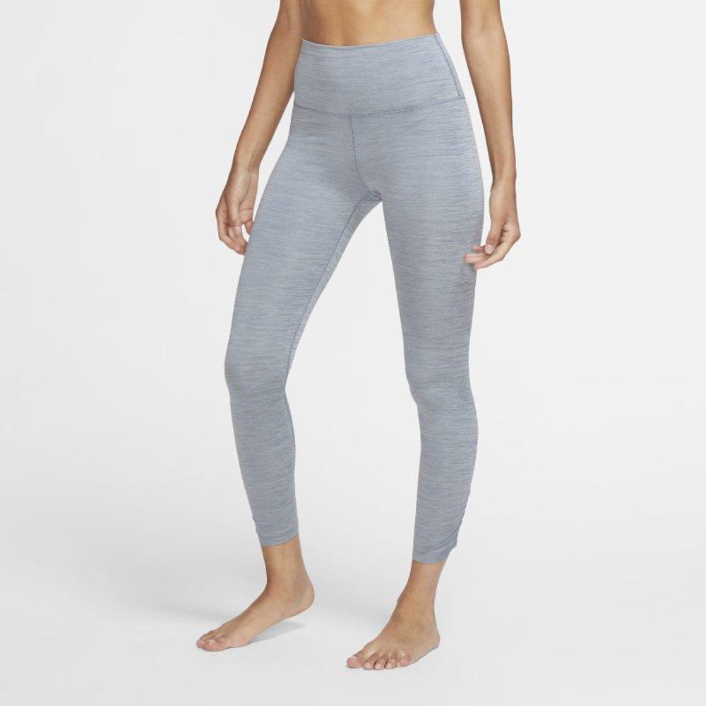 Legging ruché 7/8 Yoga - Nike - Modalova