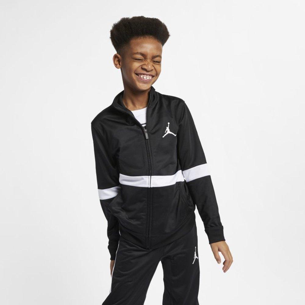 Veste entièrement zippée Jordan Sportswear Diamond pour Garçon plus âgé - Nike - Modalova