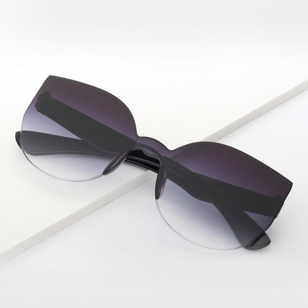 Lunettes de soleil Cat Eye - SHEIN - Modalova