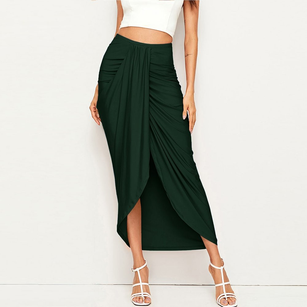 Jupe taille haute - SHEIN - Modalova
