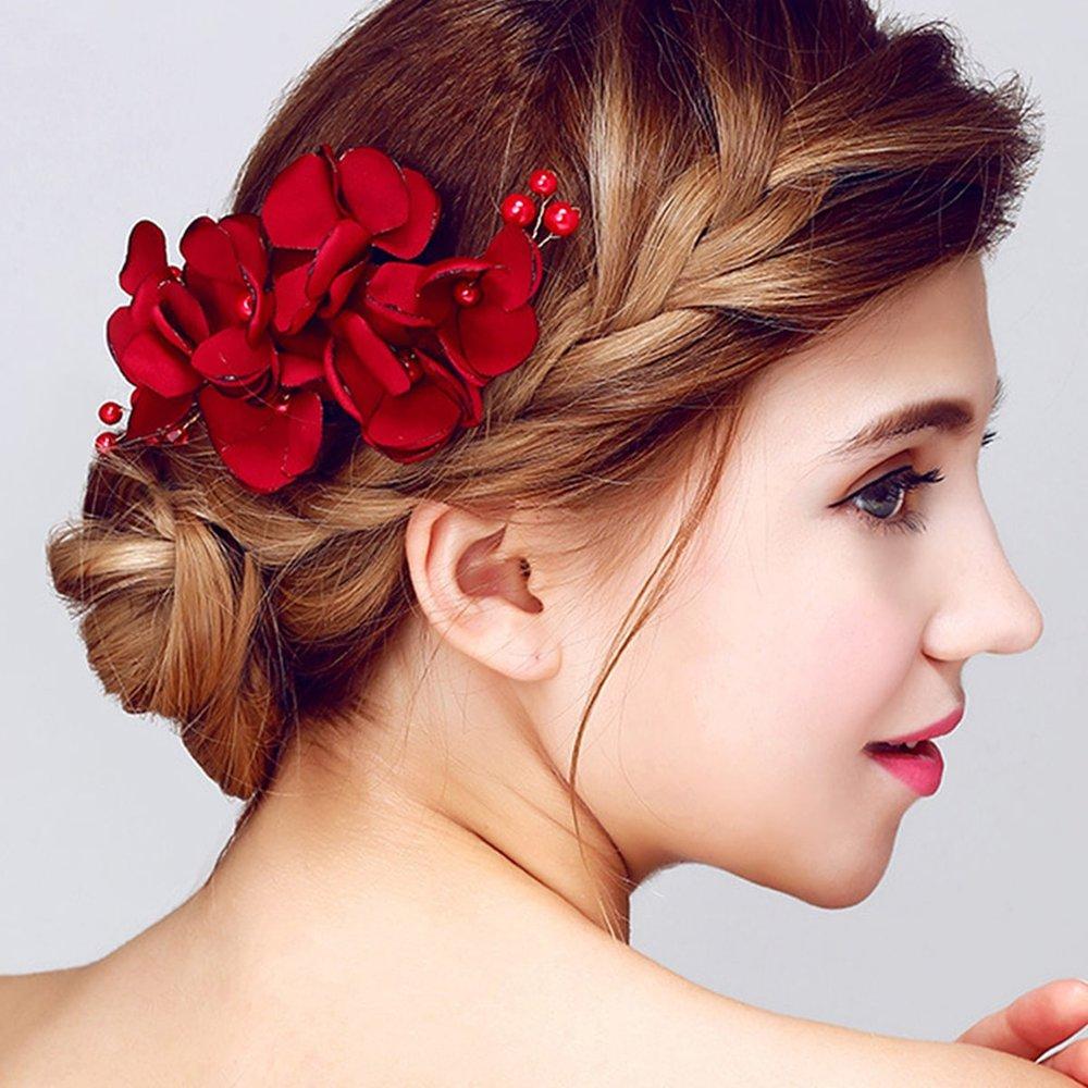 Accessoire à cheveux à fleurs - SHEIN - Modalova