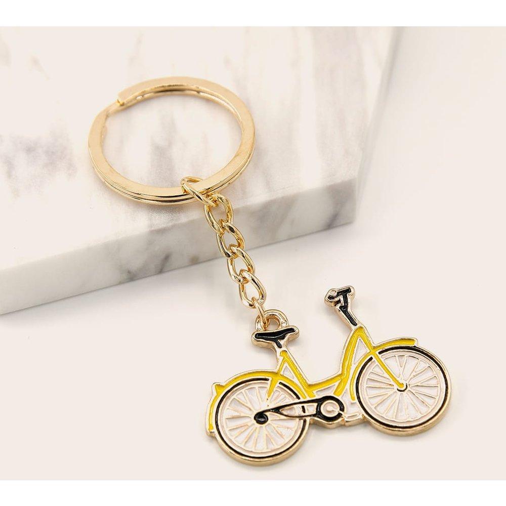 Porte-clé avec pendentif de bicycle - SHEIN - Modalova