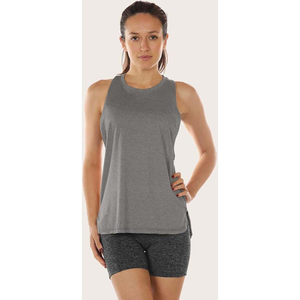 T-shirt de sport (sans soutien-gorge) - SHEIN - Modalova