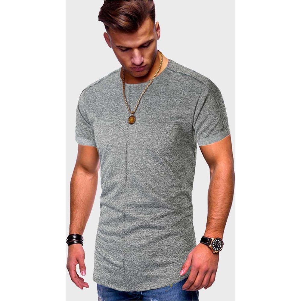 T-shirt chiné - SHEIN - Modalova