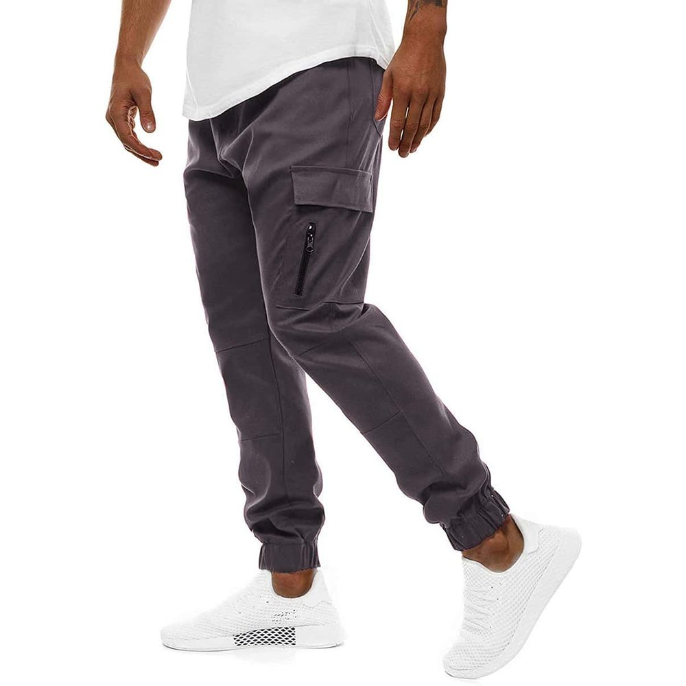 Pantalon cargo avec poches - SHEIN - Modalova