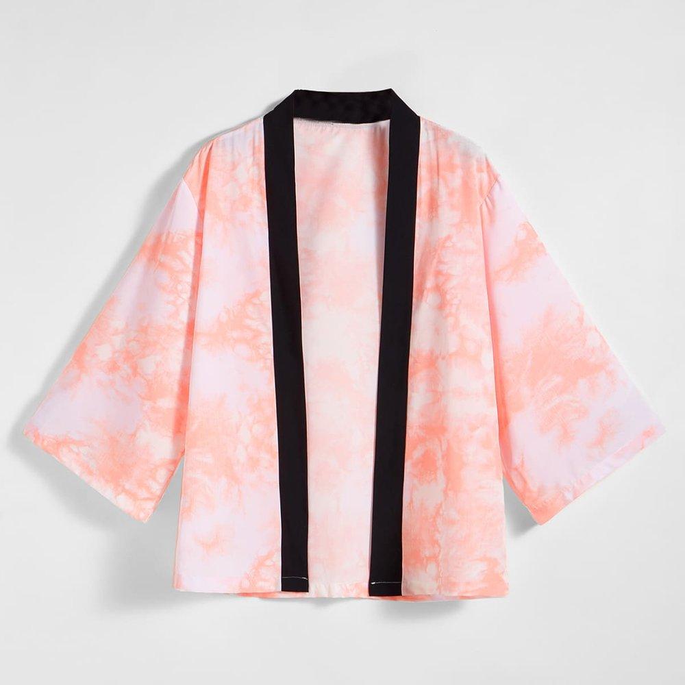 Kimono tie dye - SHEIN - Modalova