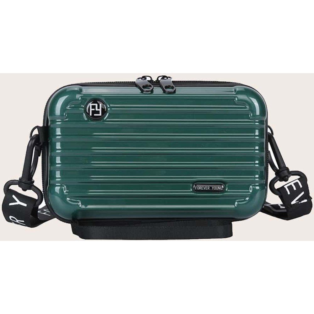 Sac à bandoulière design valise - SHEIN - Modalova