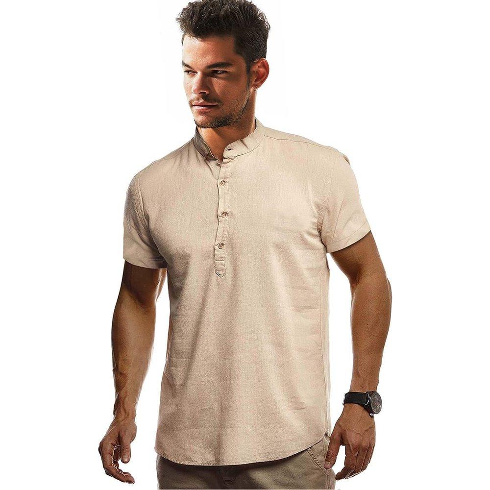 Chemise avec zip - SHEIN - Modalova