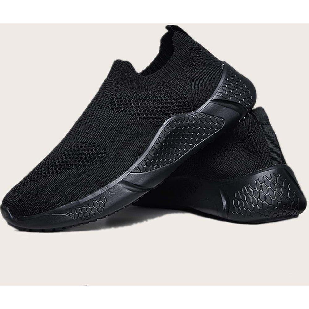 Homme Baskets style chaussettes - SHEIN - Modalova