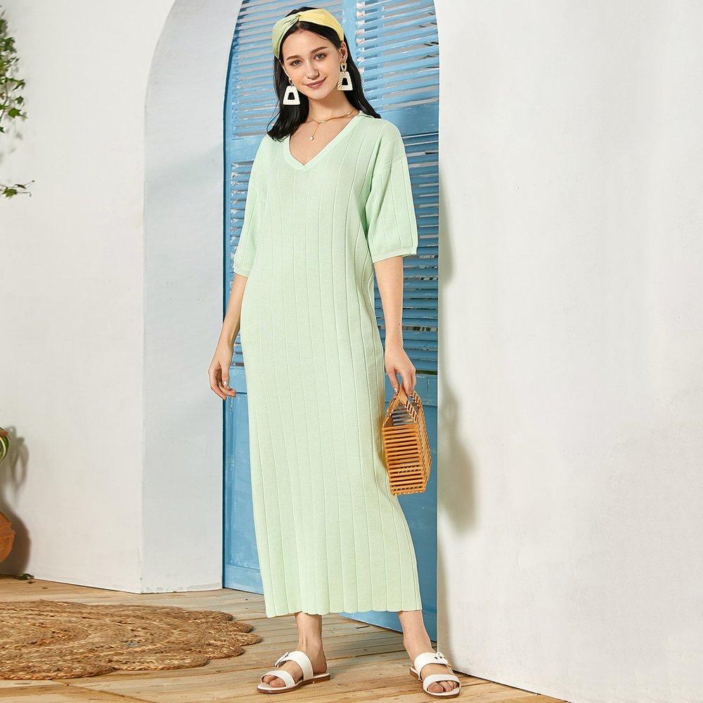 Robe pull tunique - SHEIN - Modalova