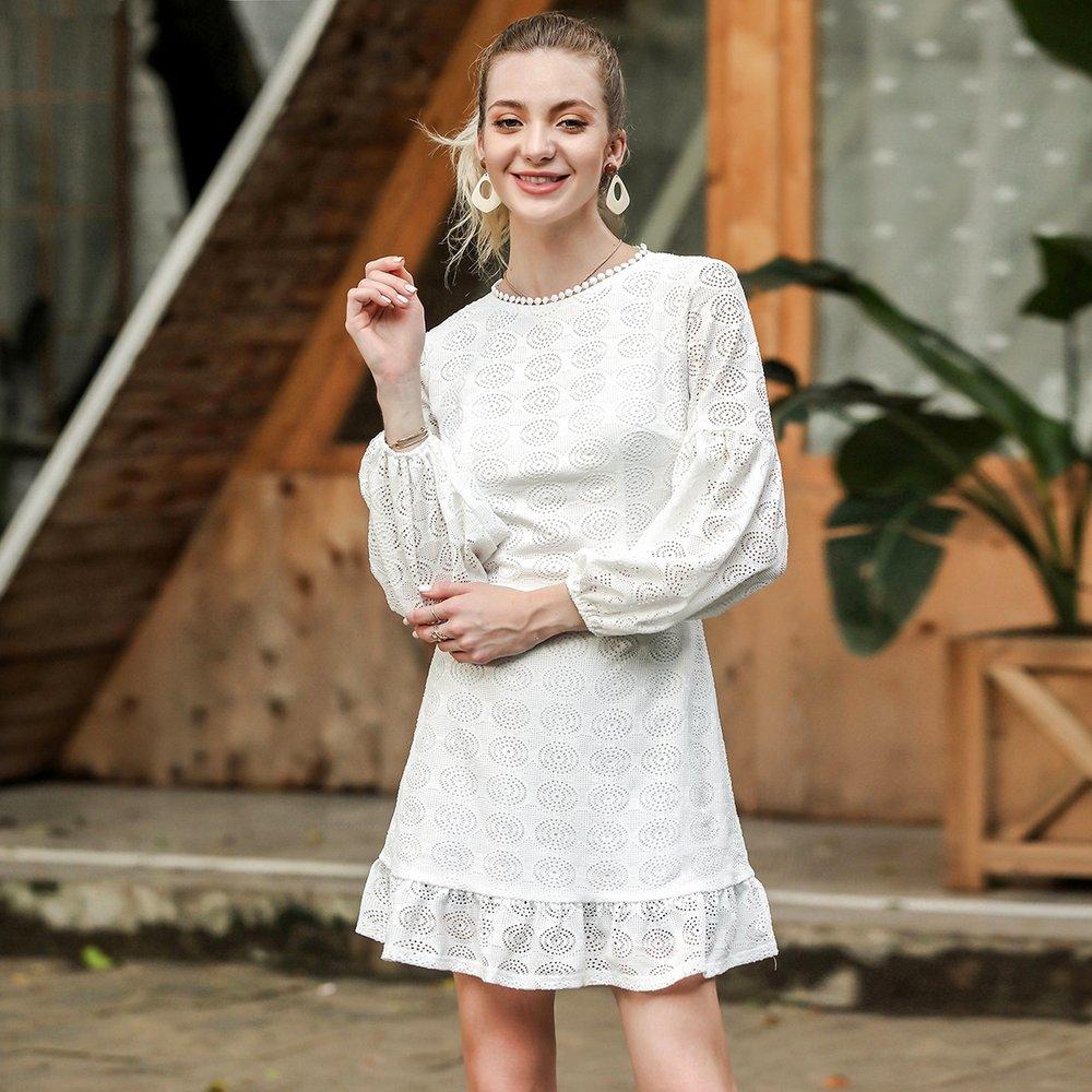 Robe fendue - SHEIN - Modalova
