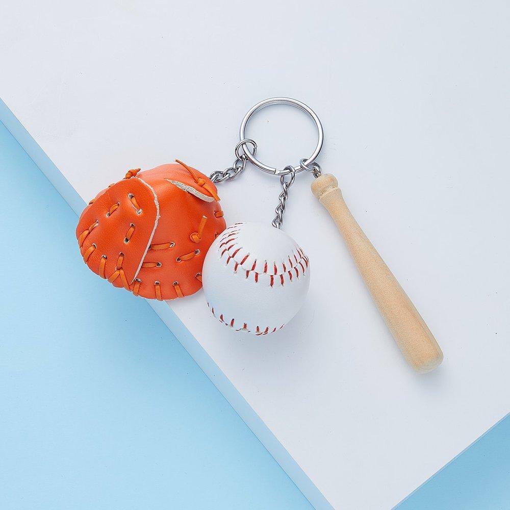 Homme Porte-clé à baseball - SHEIN - Modalova