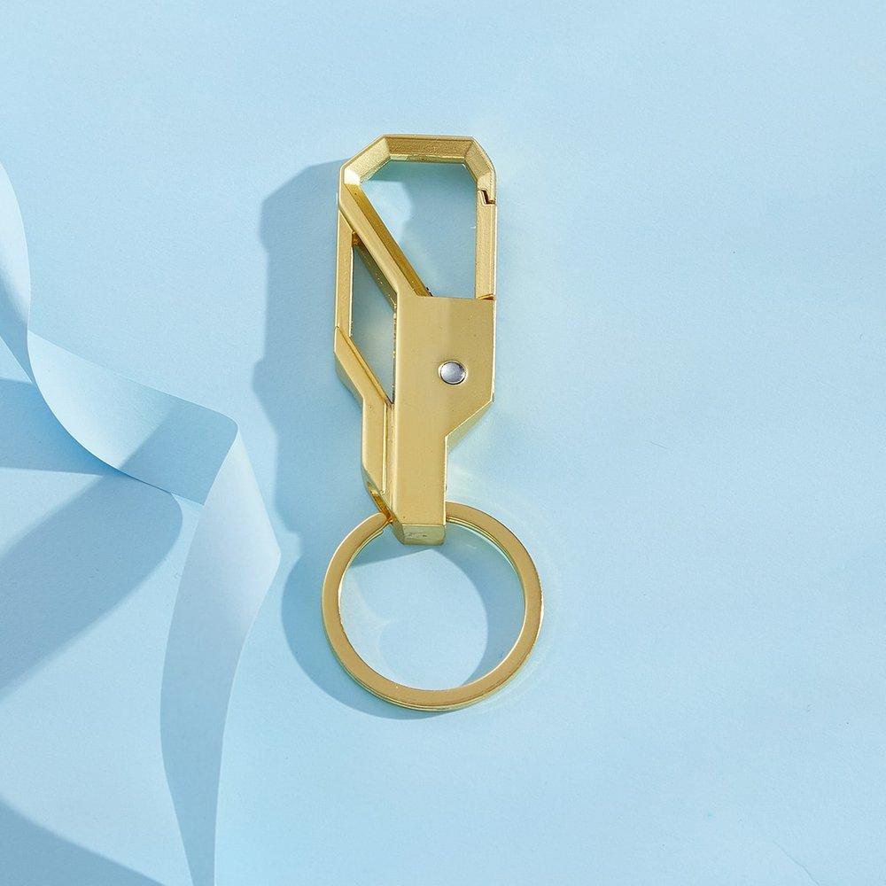 Homme Porte-clé géométrique - SHEIN - Modalova