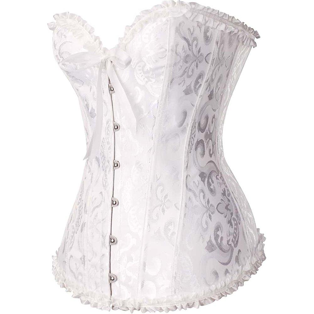 Corset bandeau avec plis - SHEIN - Modalova