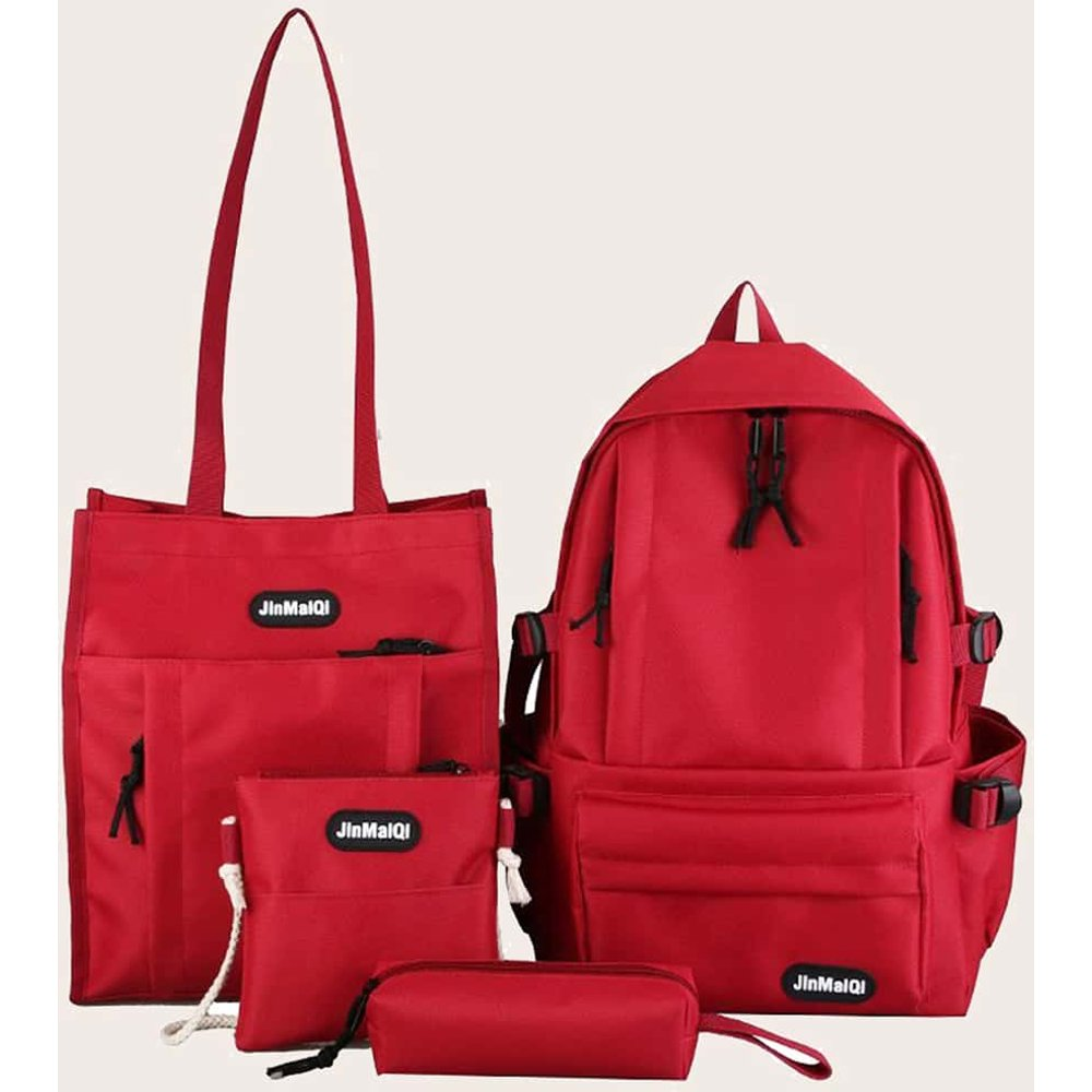 Pièces Set de sac à dos à lettres - SHEIN - Modalova