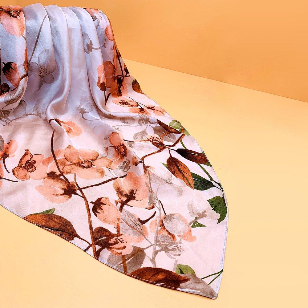 Bandana à motif fleur - SHEIN - Modalova