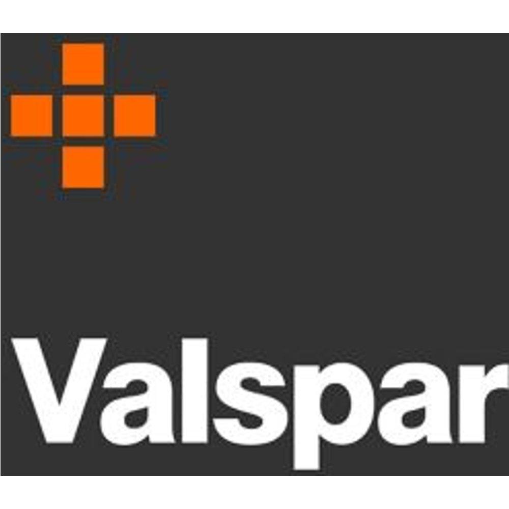 Valspar Base 1 Smooth Masonry paint tester pot 0.24L