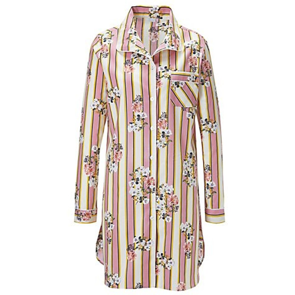 Chemise de nuit / / rose pâle - Madeleine - Modalova