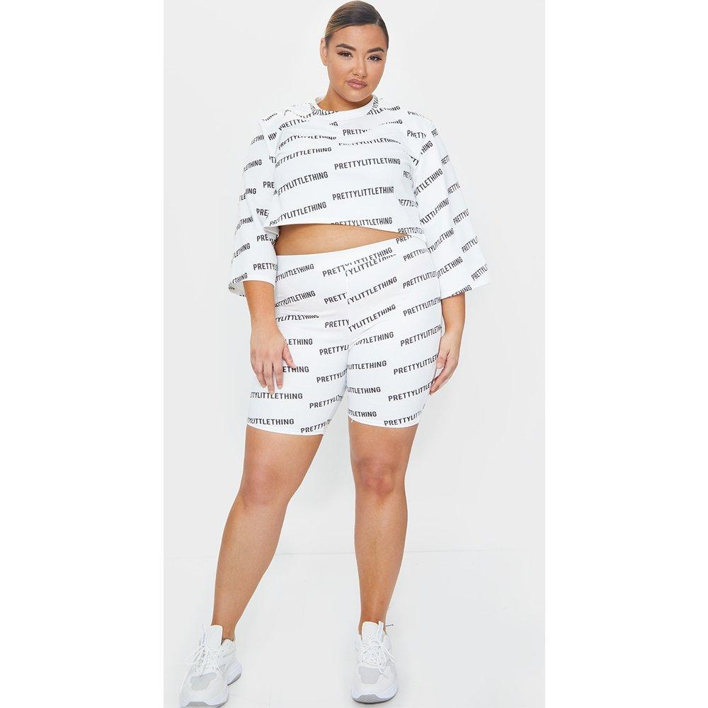 Plus - Short-legging  - PrettyLittleThing - Modalova