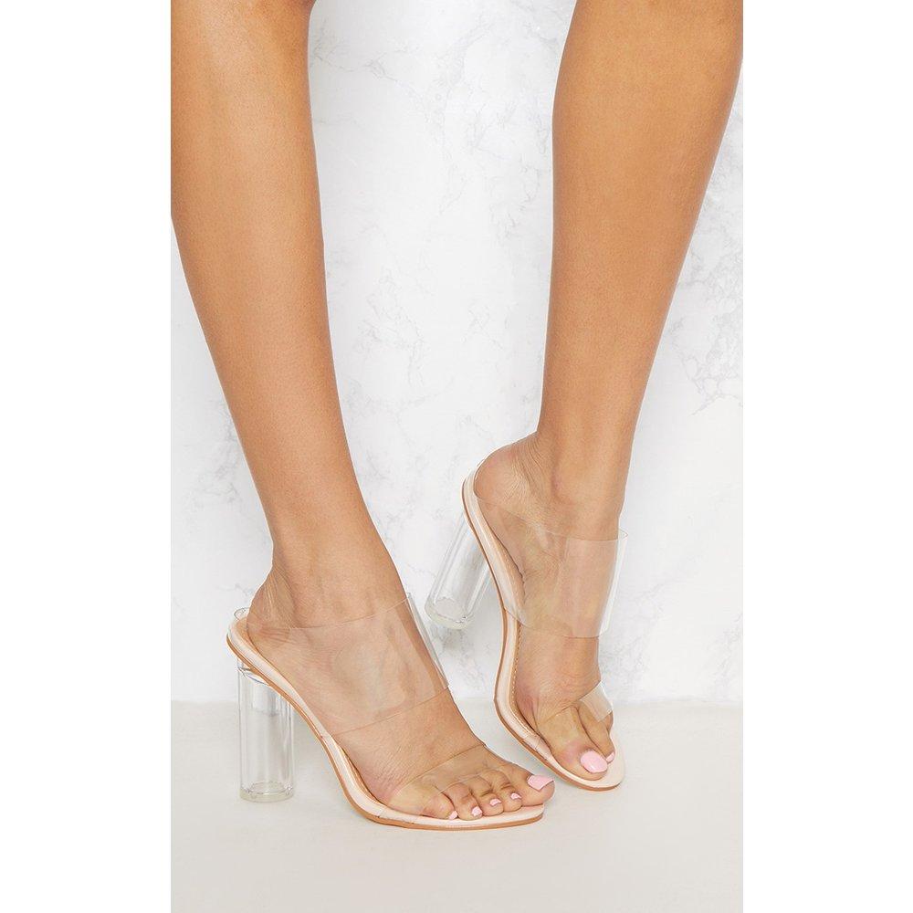 Sandales à brides et gros talons - PrettyLittleThing - Modalova