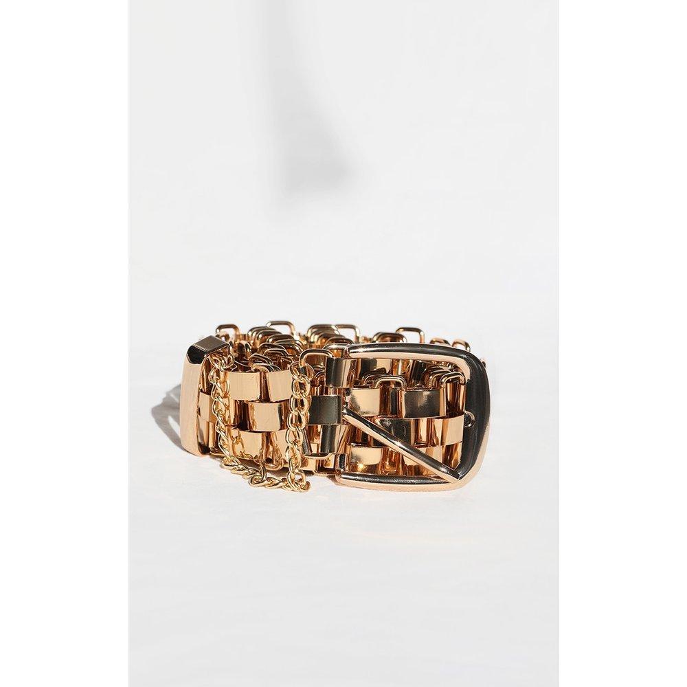 Ceinture chaîne en métal - PrettyLittleThing - Modalova