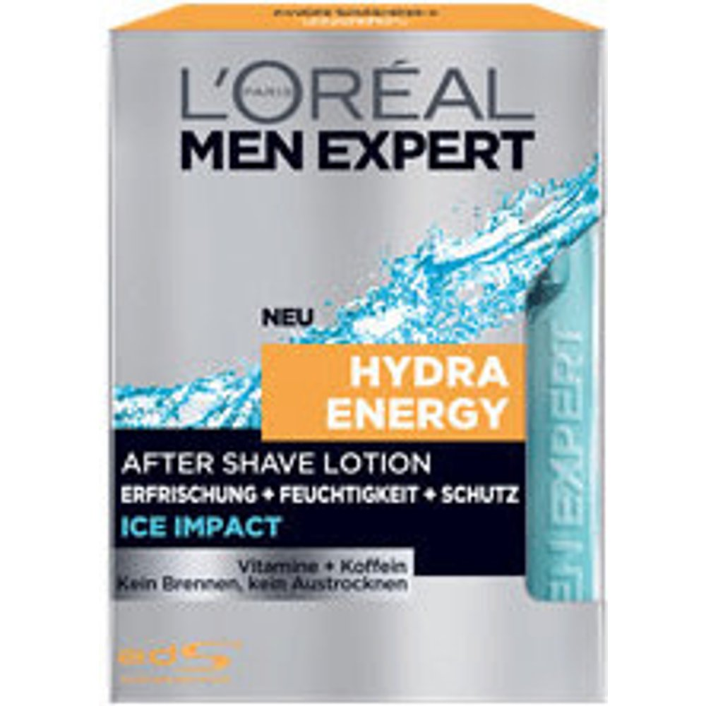 L'Oréal Men Expert Hydra Energy Ice Impact After Shave (100ml)