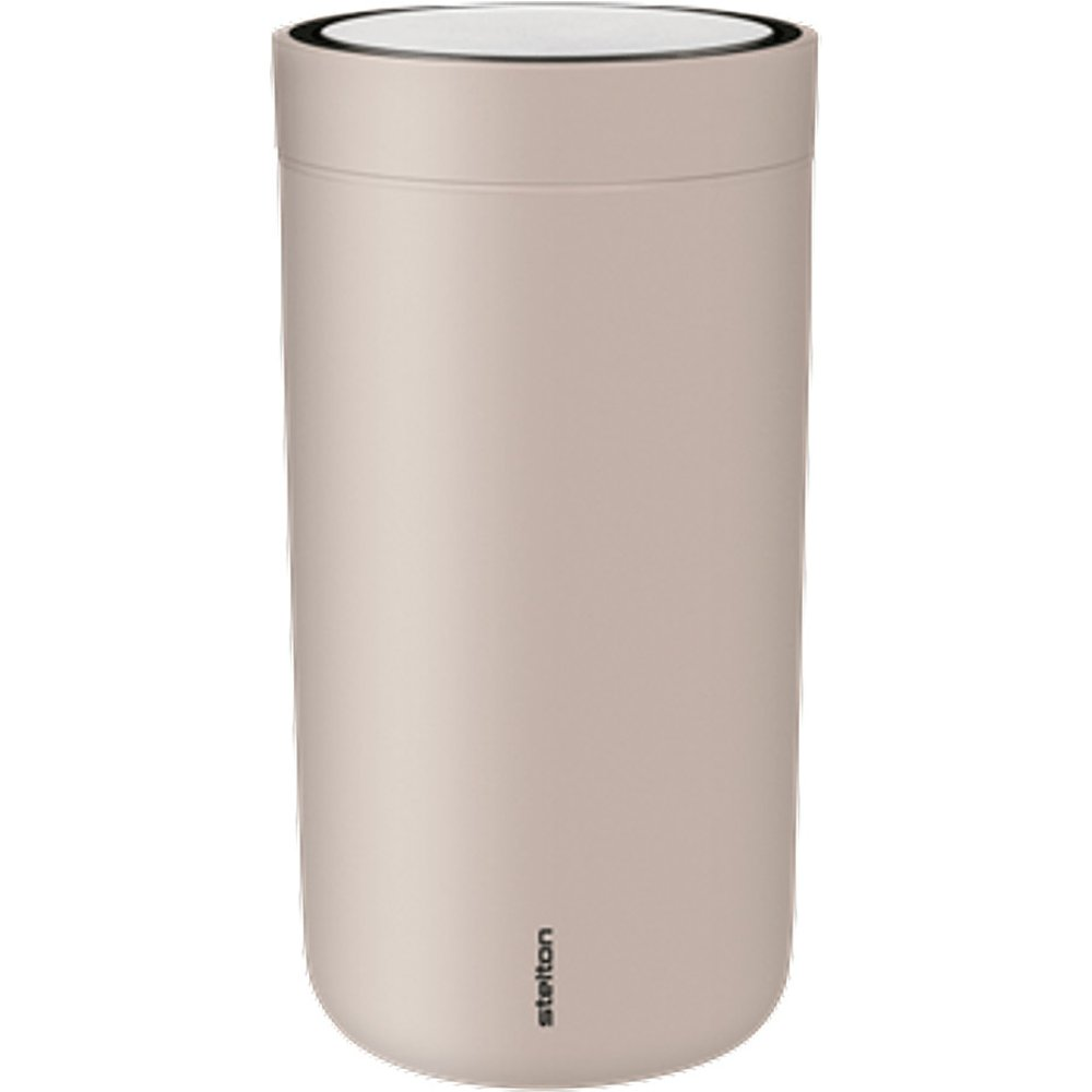 Stelton To Go Click - 200ml - Soft Nude