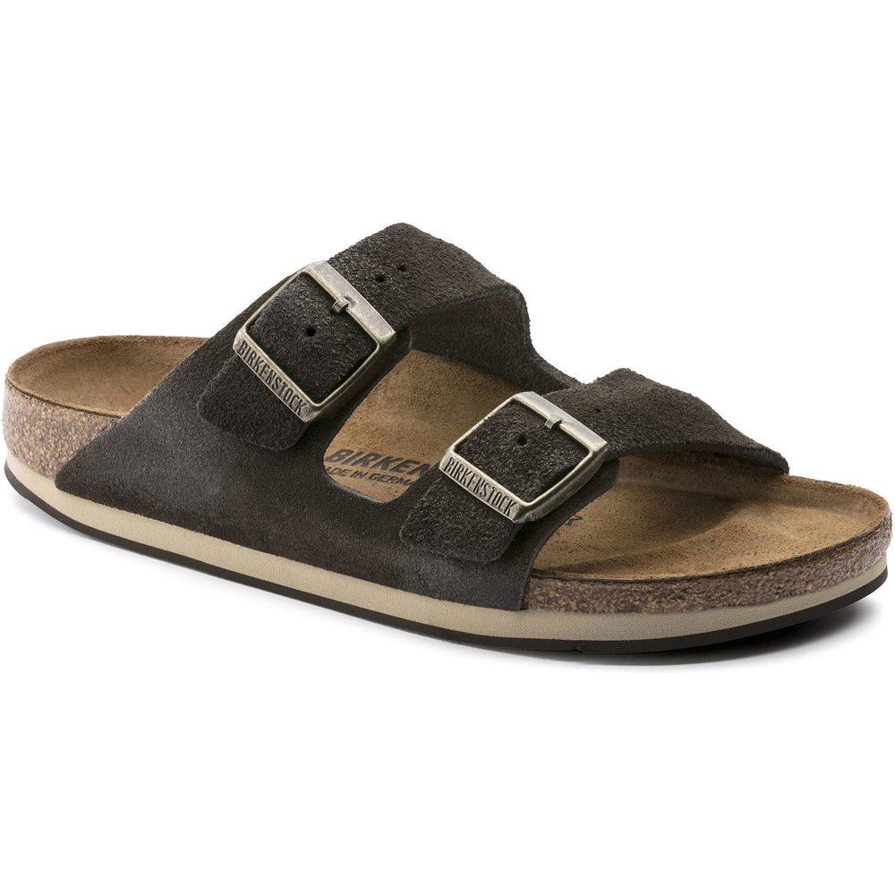 Birkenstock Birkenstock Arizona Suede brown finish