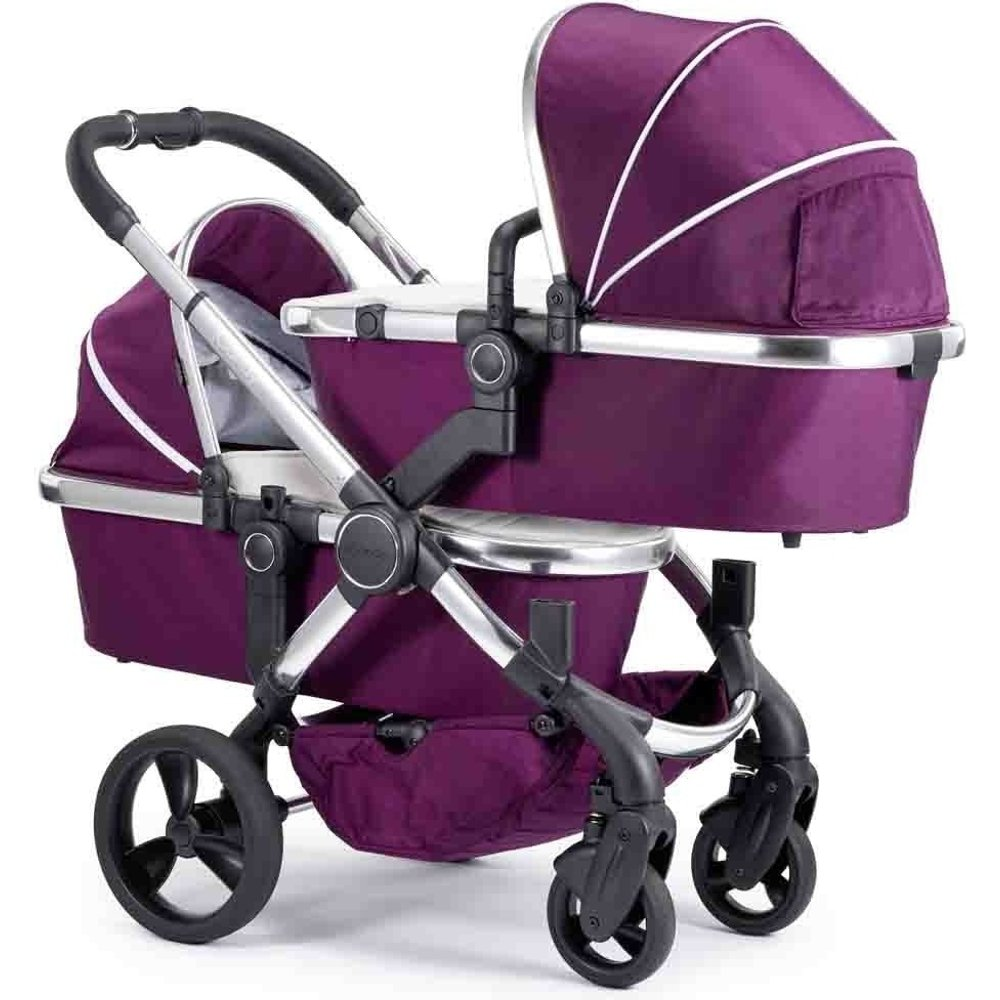 iCandy iCandy New Peach Twin damson 2018