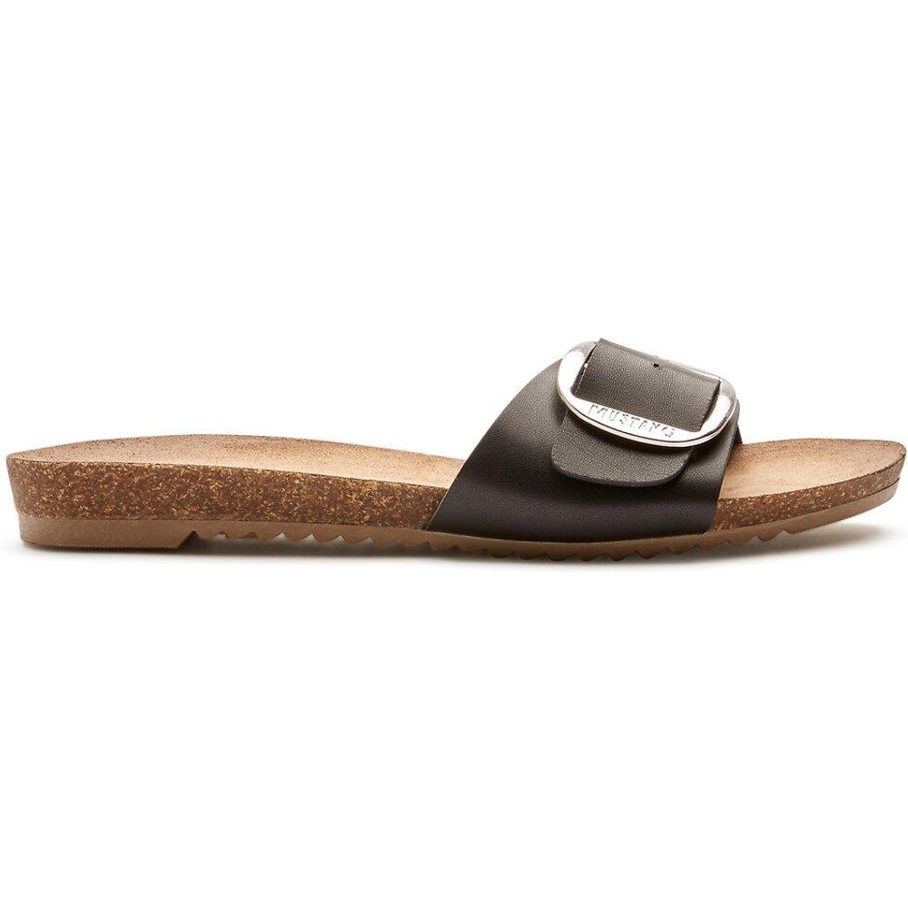 Mules à boucle - mustang shoes - Modalova